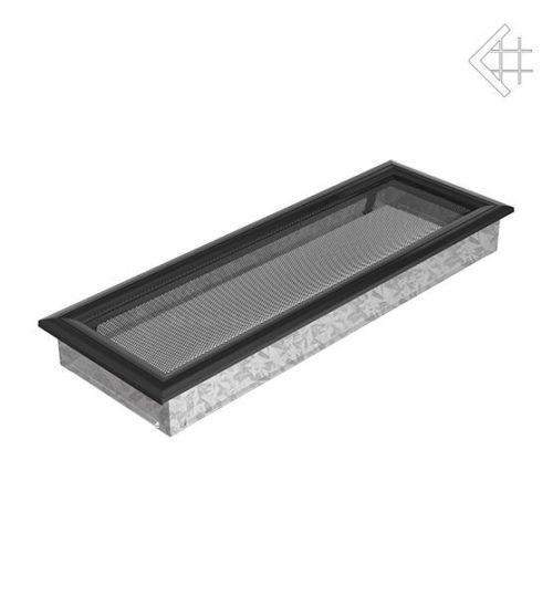 légrács-fekete mintás-17x49cm